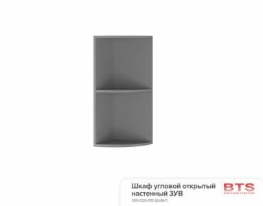 3УВ Шкаф угловой открытый настенный Монро