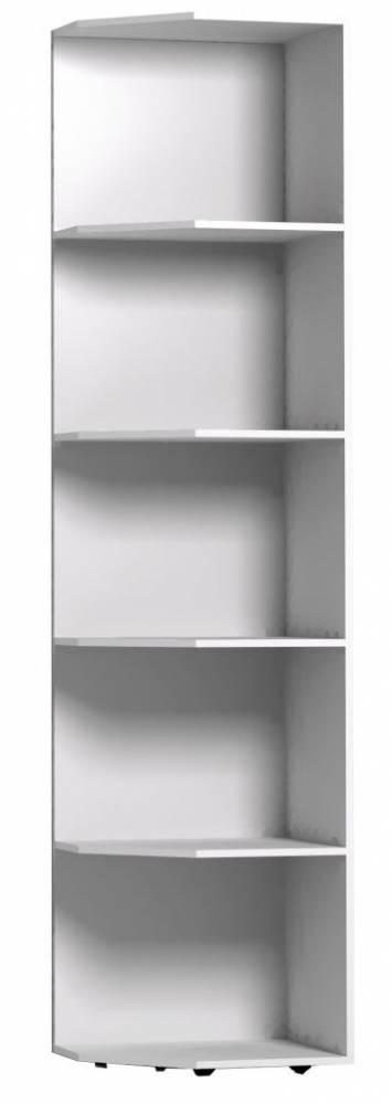 Шкафная группа Монако, Белый, комплект 1