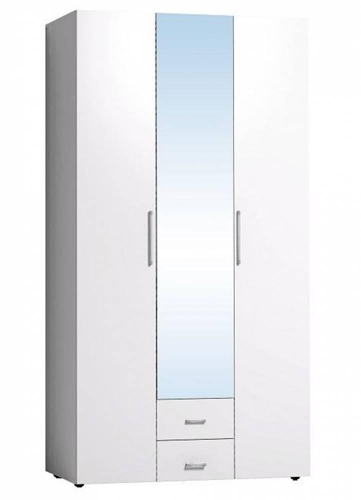 Шкафная группа Монако, Белый, комплект 2