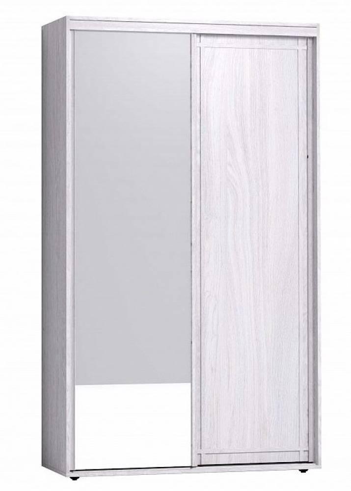 Sherlock 303 (прихожая) Шкаф-купе, Ясень анкор светлый