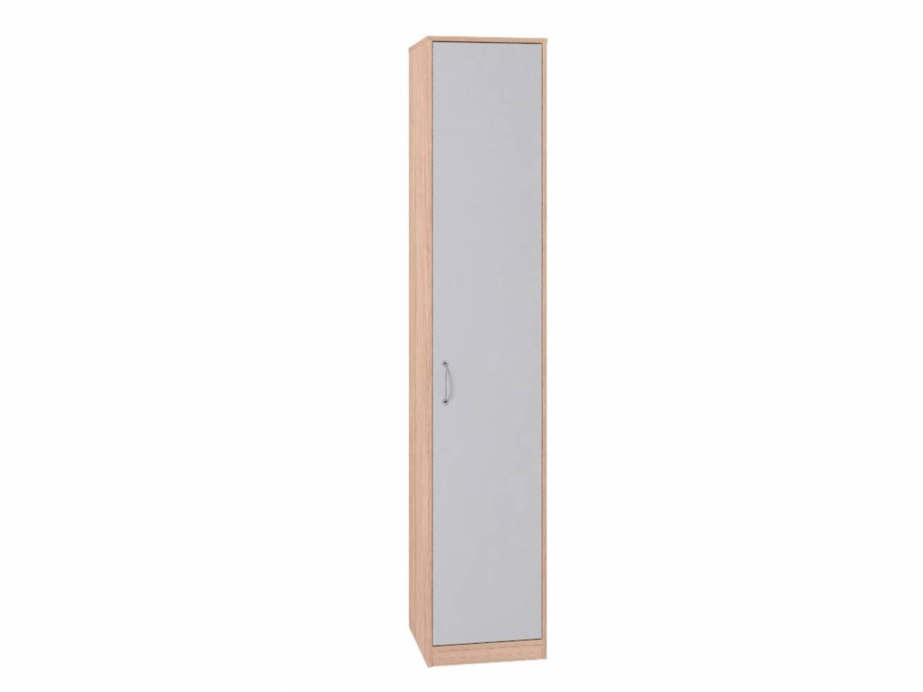 Шкаф для белья 7 Калейдоскоп Серый