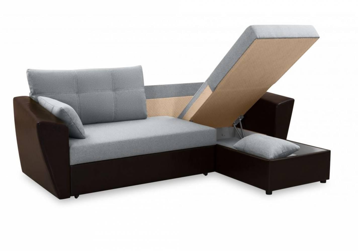 Диван Амстердам угловой Concept 06 сер./ Molero 320