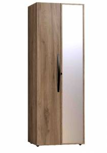 Nature 54 (спальня) Шкаф для одежды корпус+фасад Зеркало контур+фасад Стандарт