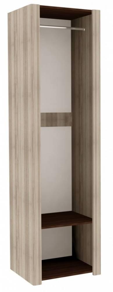 Афина А15 Шкаф для одежды, Крафт табачный