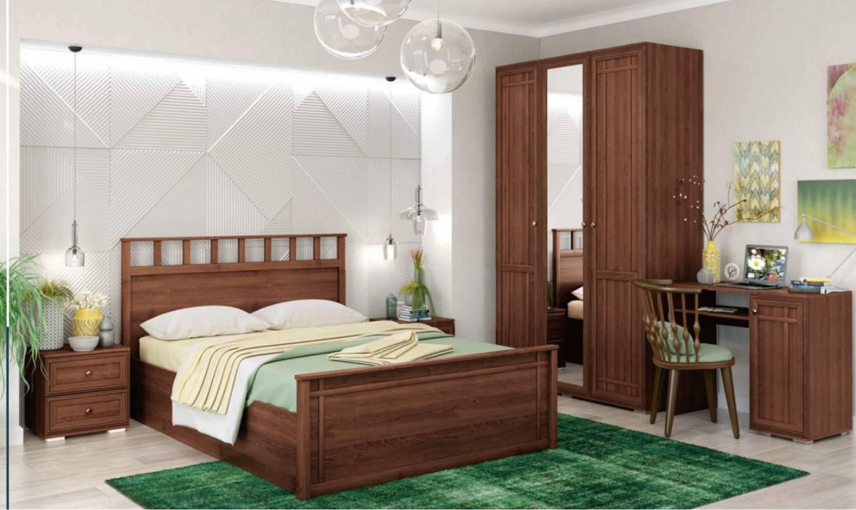 Спальня Ричард Орех Донской. Комплект 2