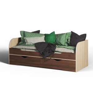 Кровать 800 Атланта КМК 0741.18