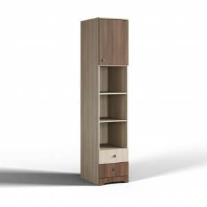 Шкаф для одежды 1Д2Я Атланта КМК 0741.5