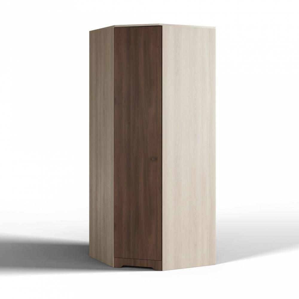 Шкаф для одежды Атланта угловой КМК 0741.2