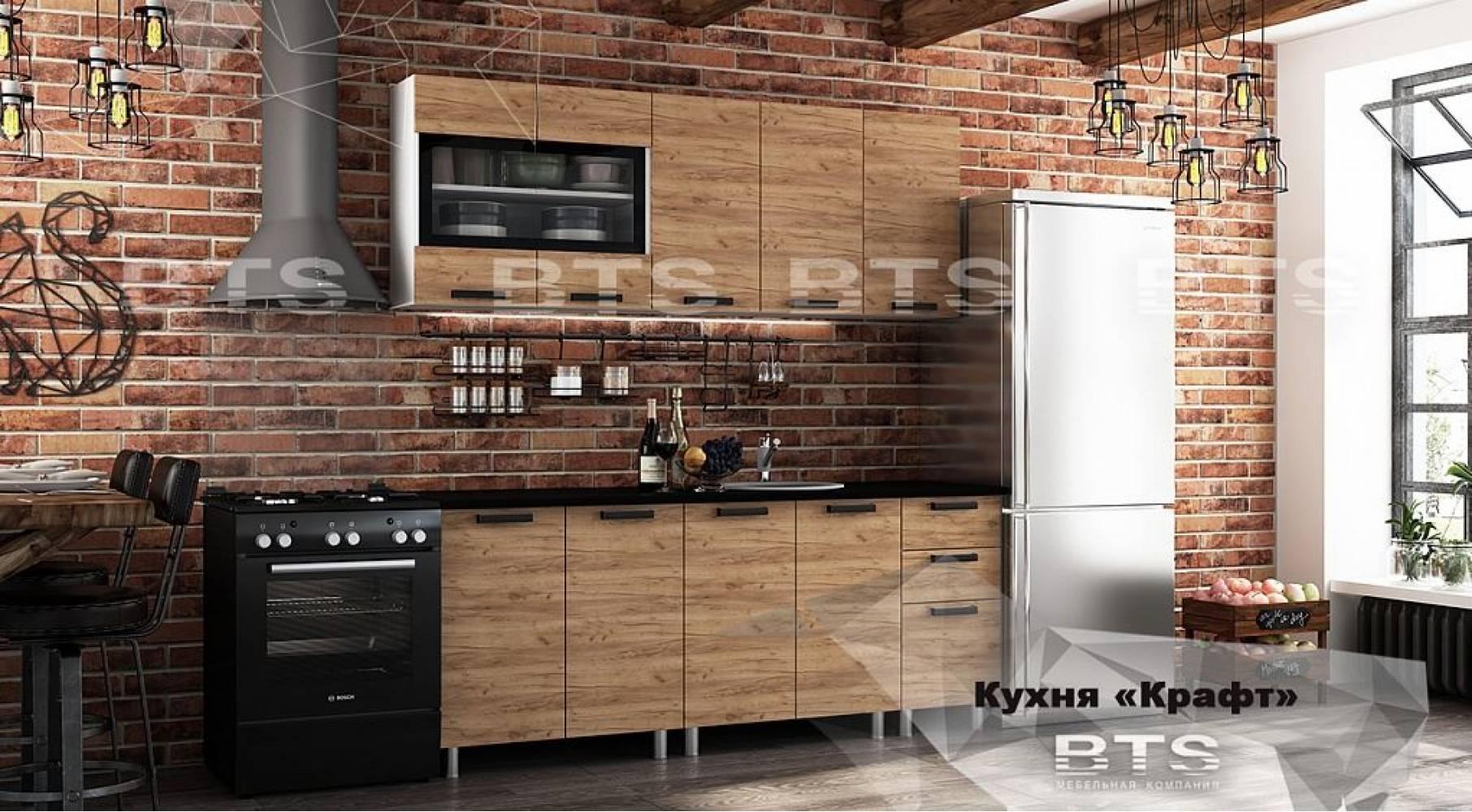 Кухня 2,0м  Крафт