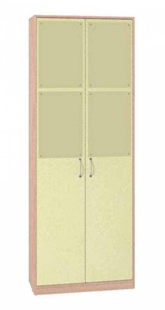 Шкаф для одежды 6 Калейдоскоп Лимон
