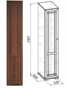 Sherlock 9 Шкаф для белья, ЛЕВЫЙ