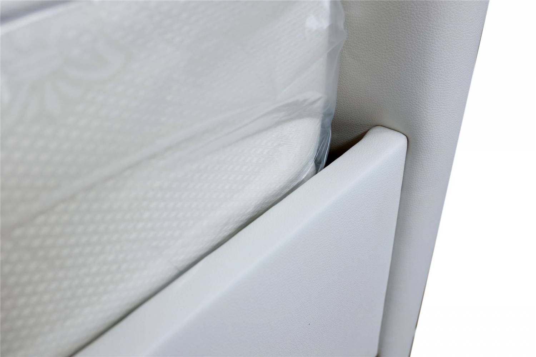 Сонум Кровать 1600 с Подъемным механизмом (Найс Вайт)