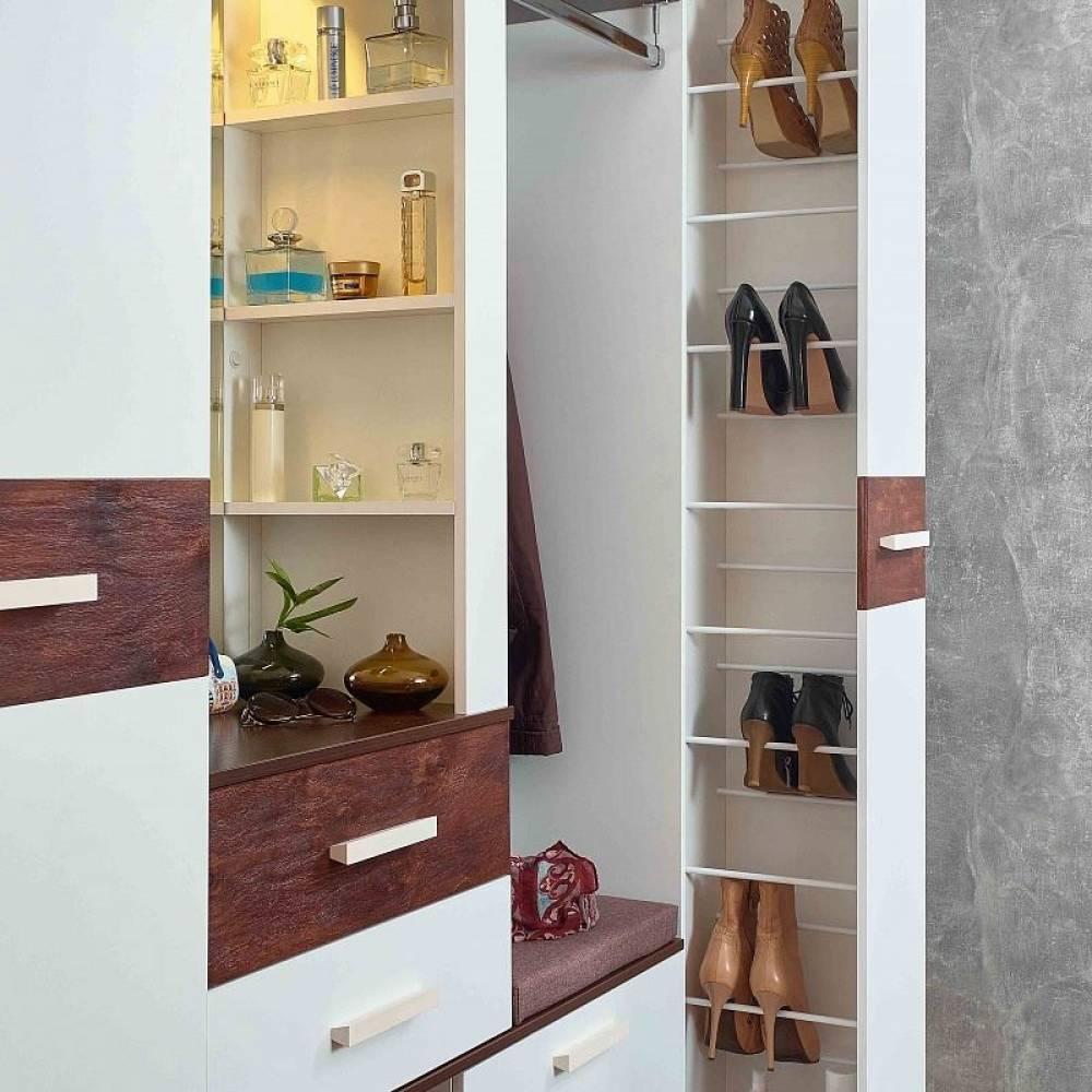 Норвуд 73 Шкаф для обуви