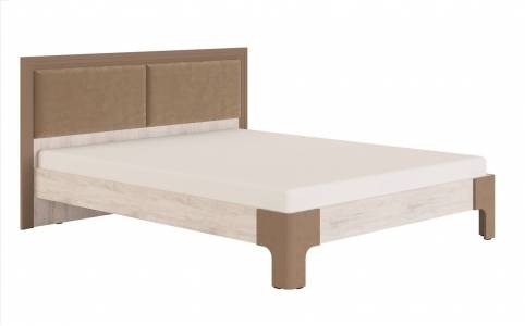 FAMILY 12.3 Кровать с мягкой спинкой 1,8 б/матраса, б/ортопеда