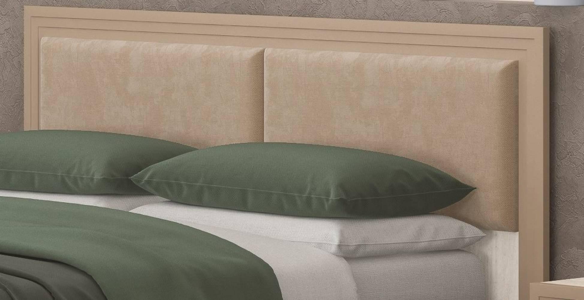 FAMILY 12.1 Кровать с мягкой спинкой 1,4 с ПМ б/матраса