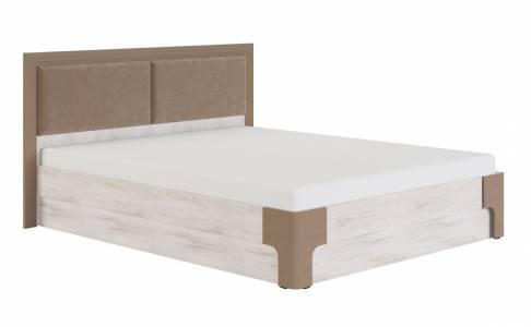 FAMILY 12.2 Кровать с мягкой спинкой 1,6 с ПМ б/матраса