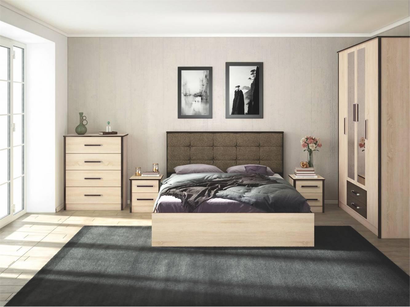 Спальня Лирика. Комплект 4