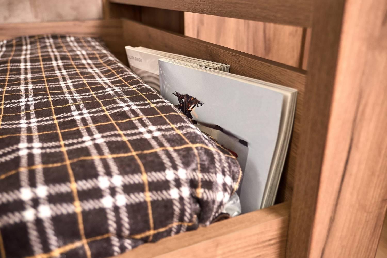 Nature 90 Кровать двухъярусная