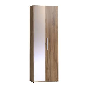 Nature 92 Шкаф для одежды, фасады Стандарт+Зеркало