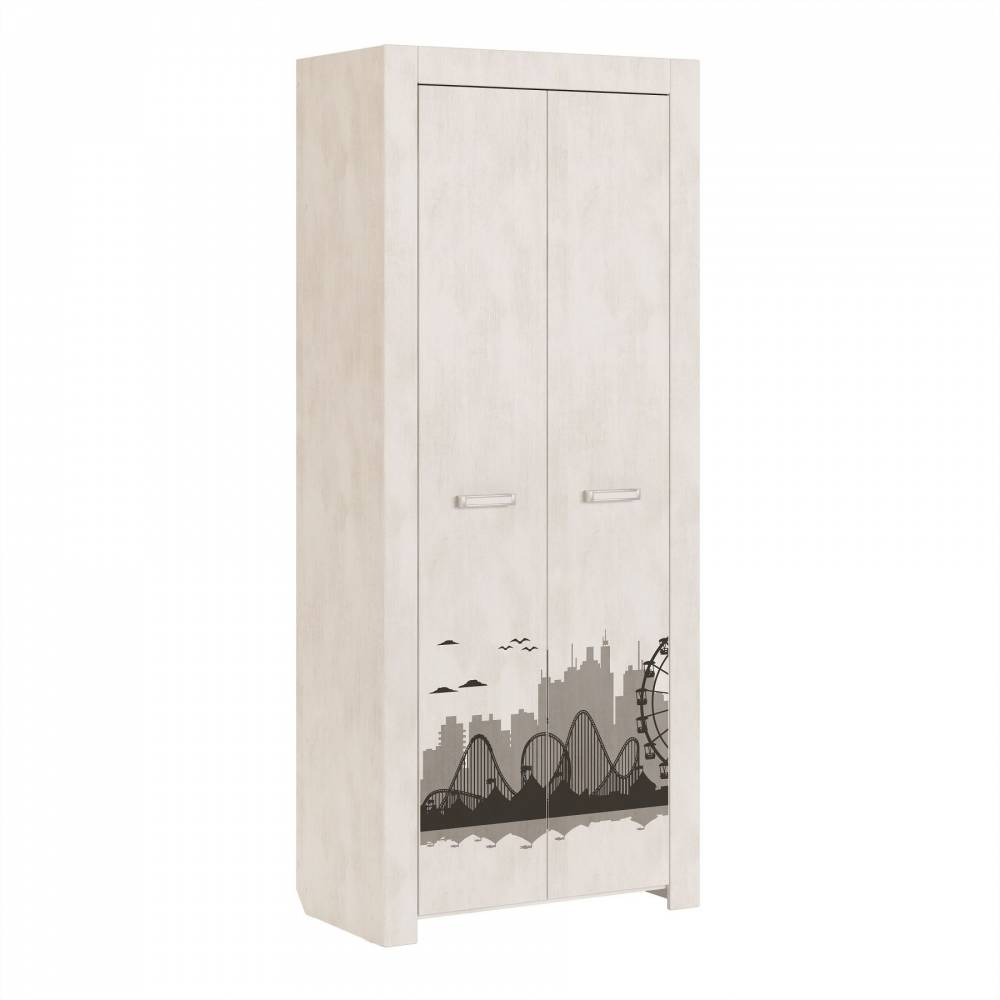 Фест мод. 9 шкаф для одежды