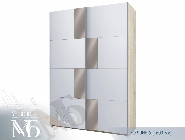 Шкаф Фортуна-6 (1600) 400/400/800