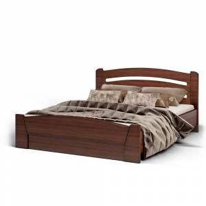 Кровать 1600 Вагнер КМК 0800.1 (Орех)