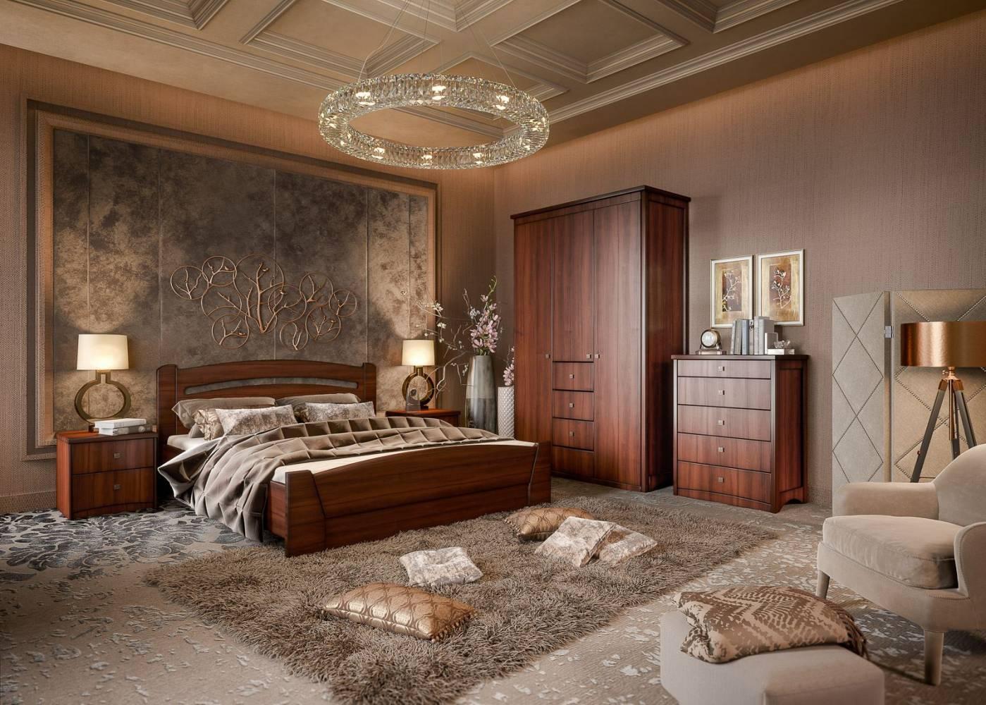 Спальня Вагнер Орех. Комплект