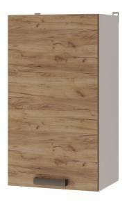 4В1 Шкаф настенный 1-дверный Крафт