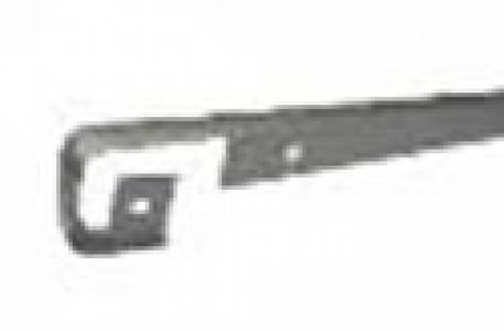 Планка для столешниц 38мм щелевая