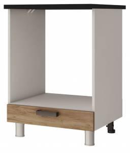 6Д1 Шкаф для встраиваемой техники Крафт