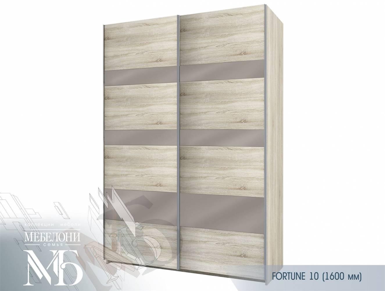 Шкаф Фортуна-10 (1600) 800/800