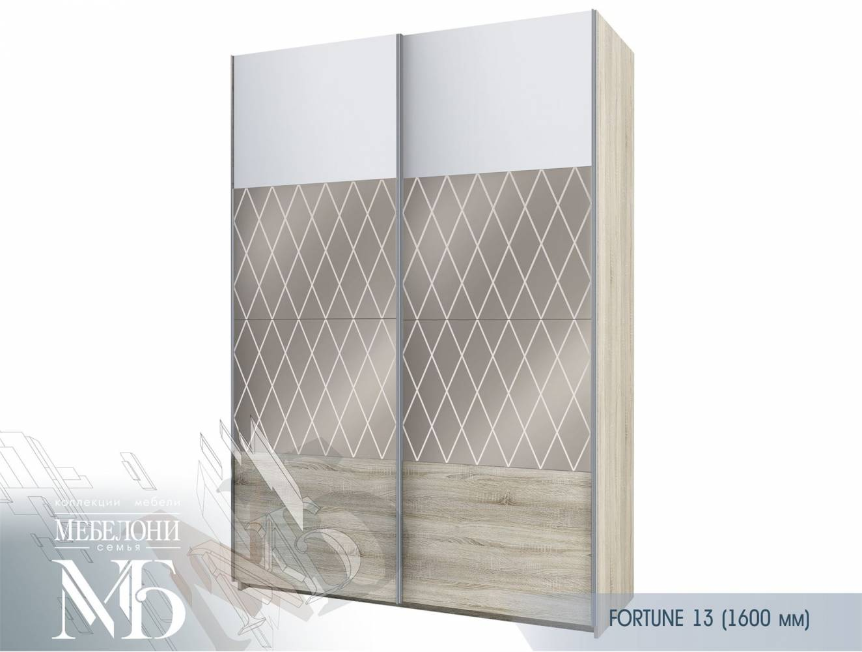 Шкаф Фортуна-13 (1600) 400/400/400/400