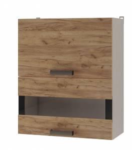 6В3 Шкаф настенный с дверями горизонтальными Крафт