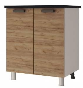 7Р1 Шкаф-стол рабочий 2-дверный Крафт