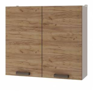8В1 Шкаф настенный 2-дверный Крафт