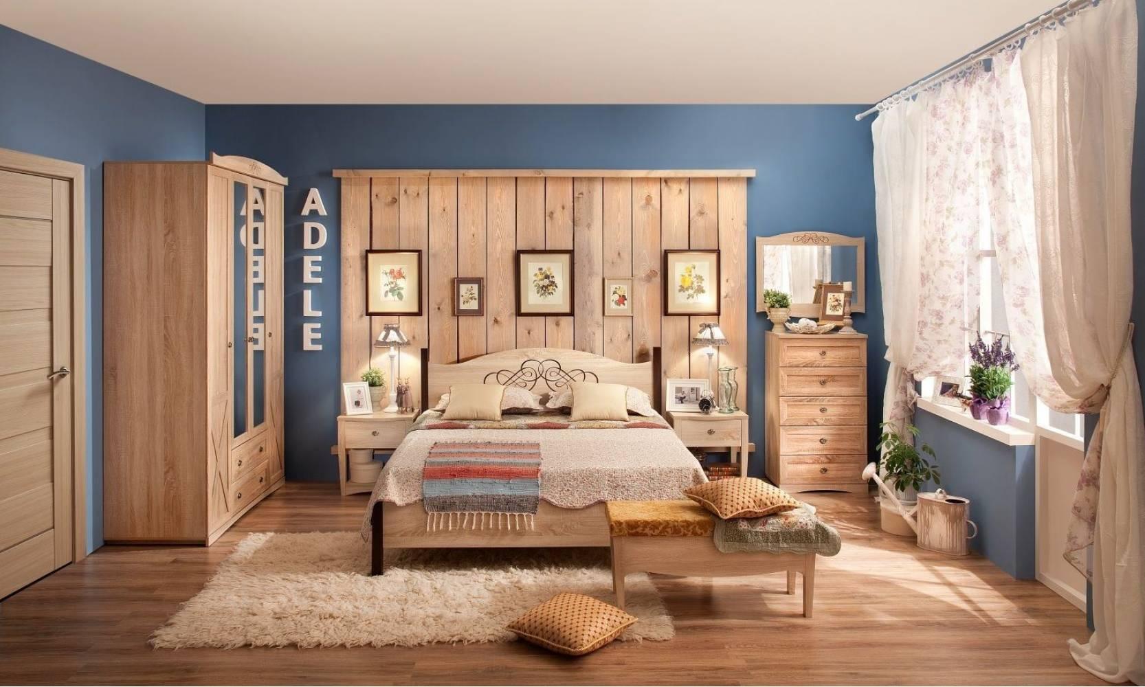 Спальня ADELE. Комплект 1