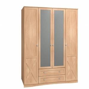 ADELE 9 Шкаф для одежды и белья, с цоколем