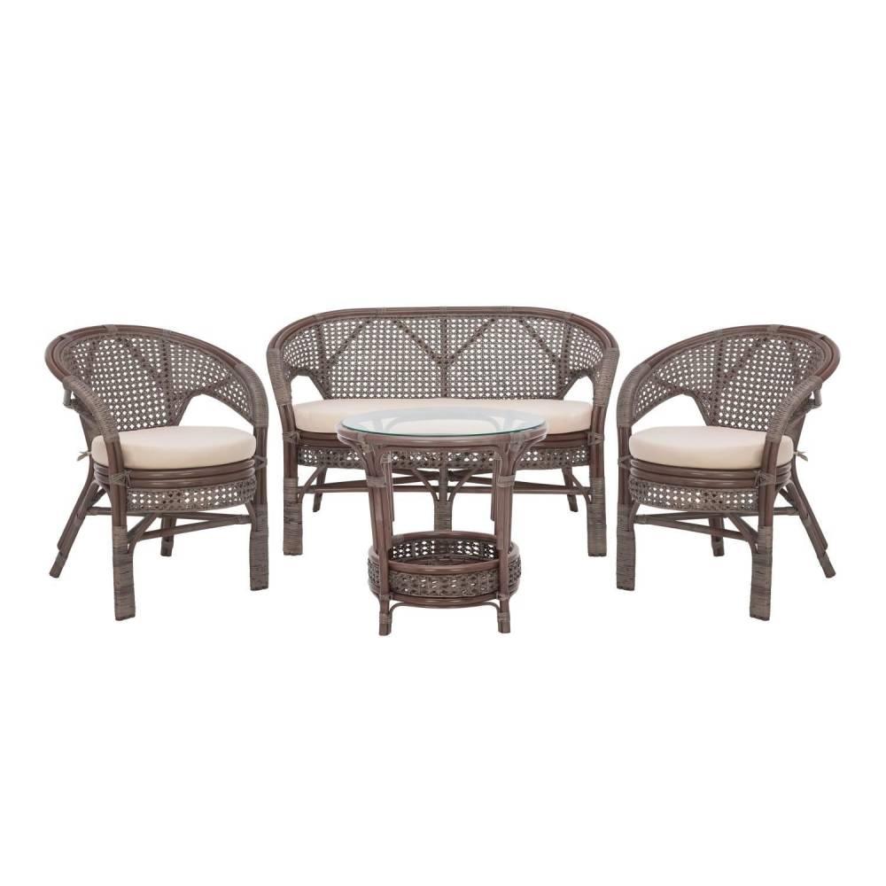 Комплект Pelangi круглый стол