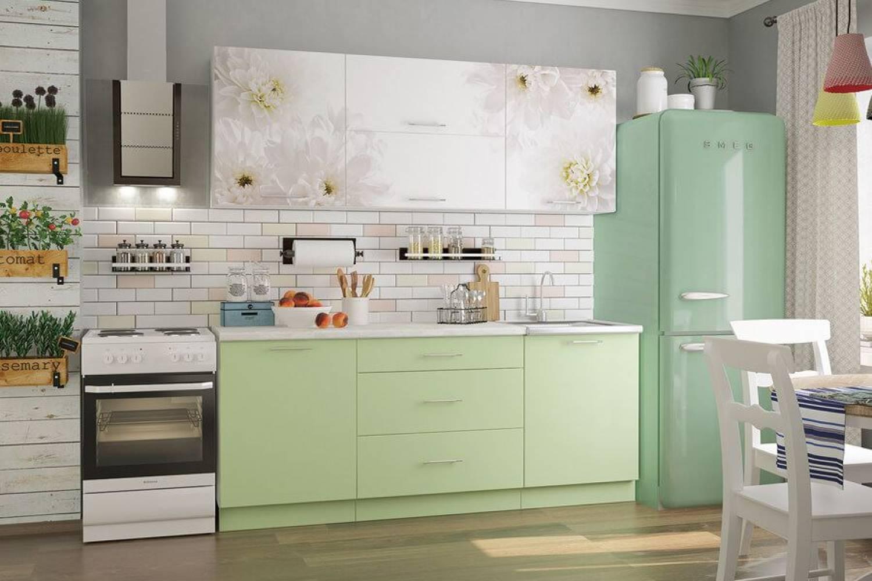 Гарнитур кухонной мебели Флоренс 1,6 накл.мойка