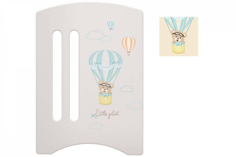 Кроватка детская Софи 2 Пилот маятник