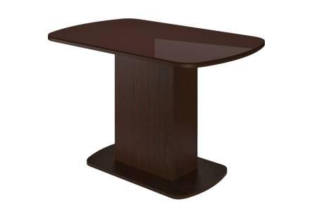 Стол обеденный Соренто-Шоколад глянец