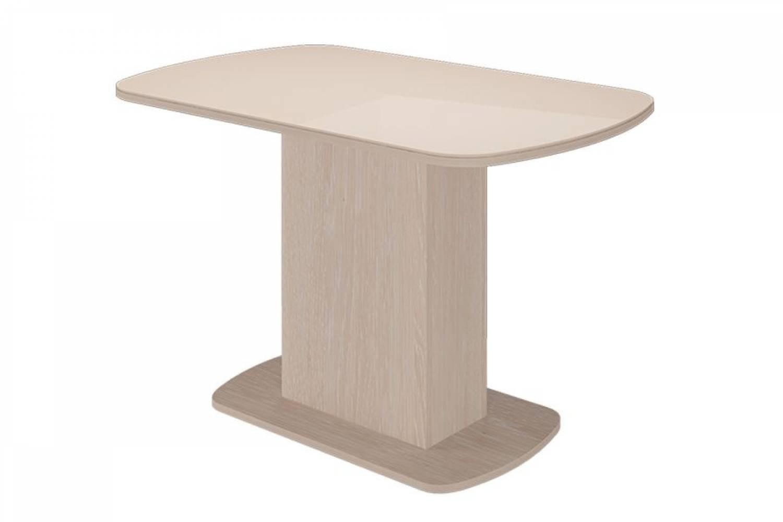 Стол обеденный Соренто-Ваниль глянец