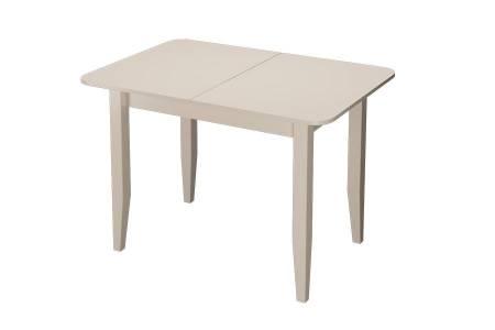 Стол обед.раздвижной Орион слон.кость ПУ