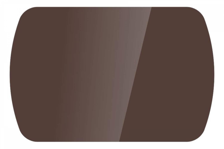 Стол обеденный Бостон-Шоколад глянец 900*600ов.опора триумф