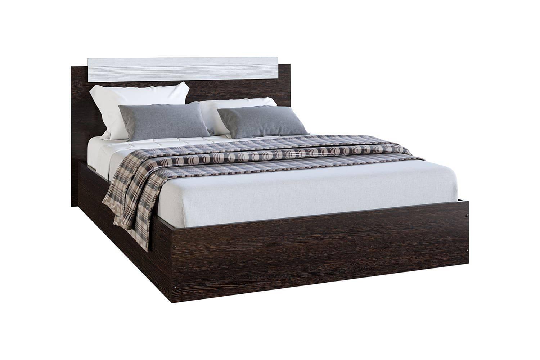 ЭКО Кровать 1,2 Венге/лоредо