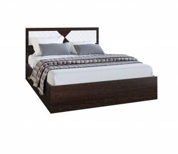 Кровать Николь 1.4 м Венге