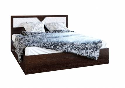 Кровать Николь 1.6 м Венге