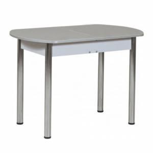 Стол раздвижной серый Молокай (ЛДСП)