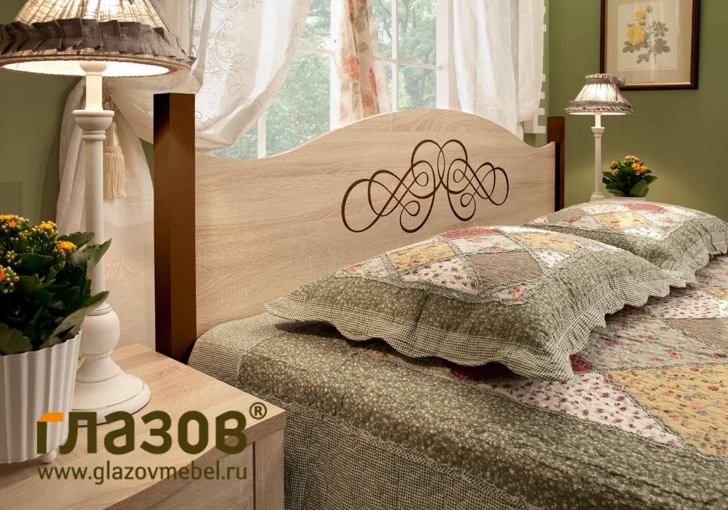 Спальня ADELE. Комплект 3