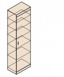 Ника Мод. Н22 Шкаф для белья (собирается на обе стороны)